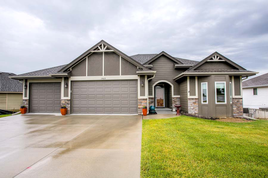 Custom Homes Council Bluffs Omaha