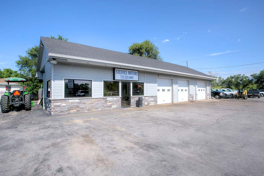 Steffes Motors Office