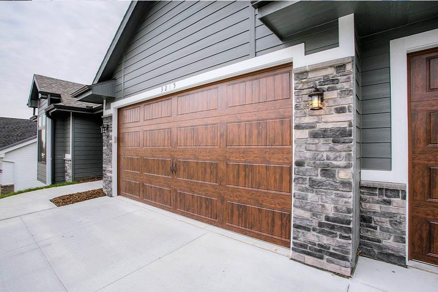 The Washington Garage Doors